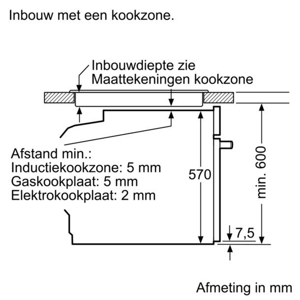 Bosch HBA537BS0