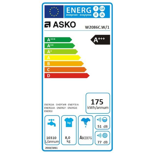 Asko W2086C.W
