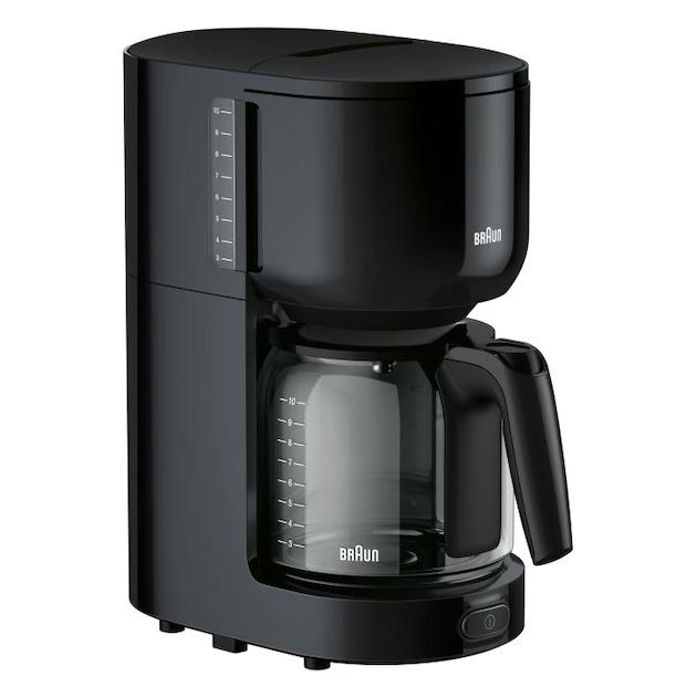 Braun KF3120 BK zwart/grijs