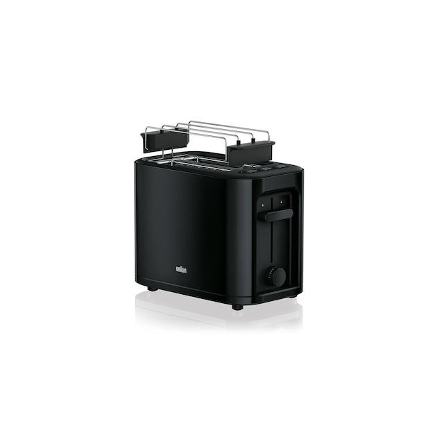 Braun HT3010 BK zwart