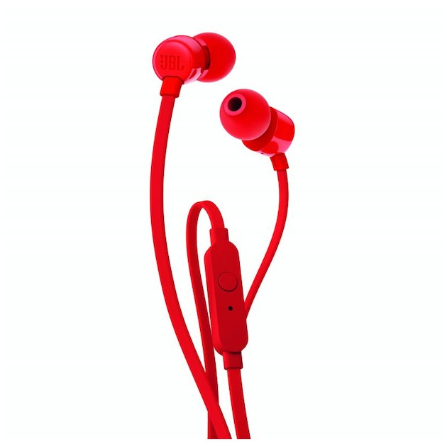 JBL T110 rood