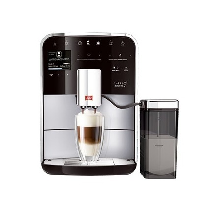 Melitta Caffeo Barista F850-101 TS Smart zilver