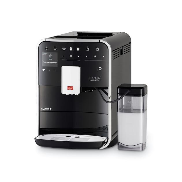 Melitta Caffeo Barista F830-102 T Smart zwart
