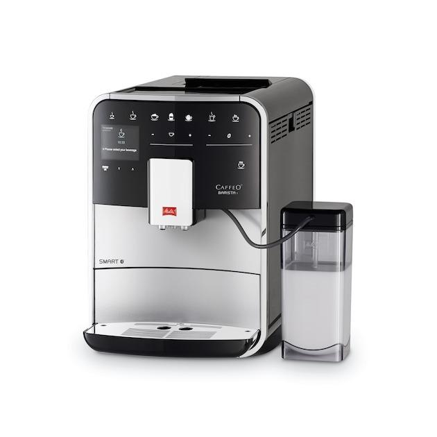 Melitta Caffeo Barista F830-101 T Smart zilver