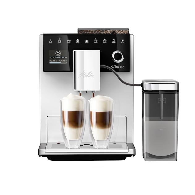 Melitta Caffeo CI Touch zilver