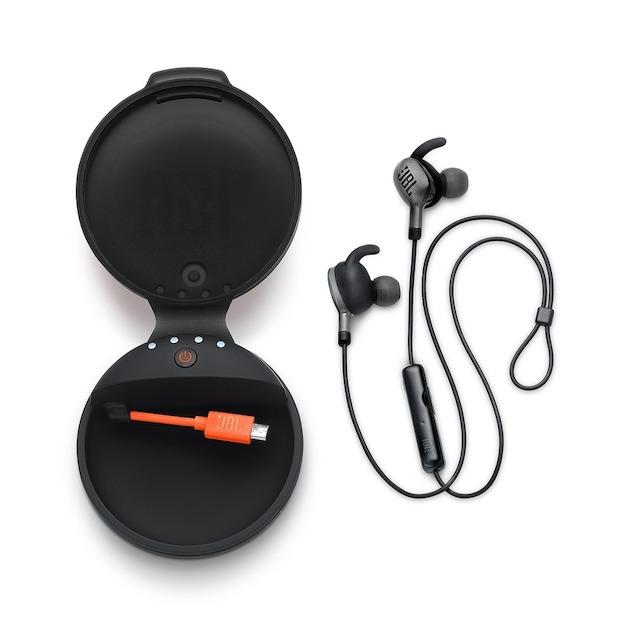 JBL Headphones Charging Case zwart