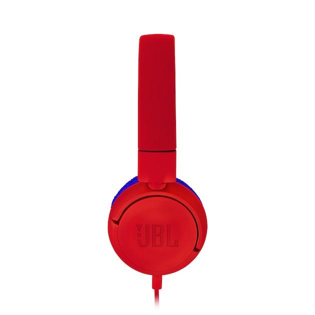 JBL JR300 junior rood