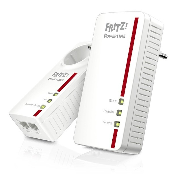 AVM FRITZ!Powerline 1260E WLAN Set Edition International