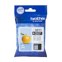 Brother LC-3211BK Zwart