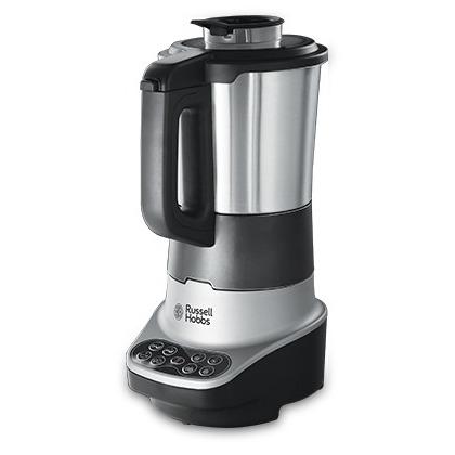 Russell Hobbs 21480-56 Soup Maker & Blender zilver/zwart