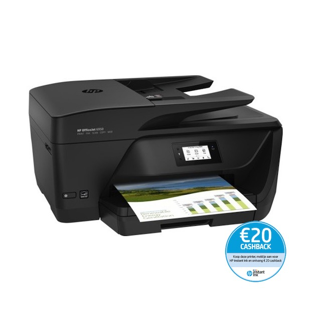 cbaf0f44e17 HP OfficeJet 6950 | All-in-one inkjet printer | Nu voor €107 | Expert.nl