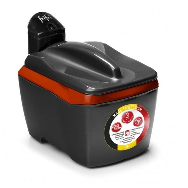 FriFri HSC1500  zwart/rood