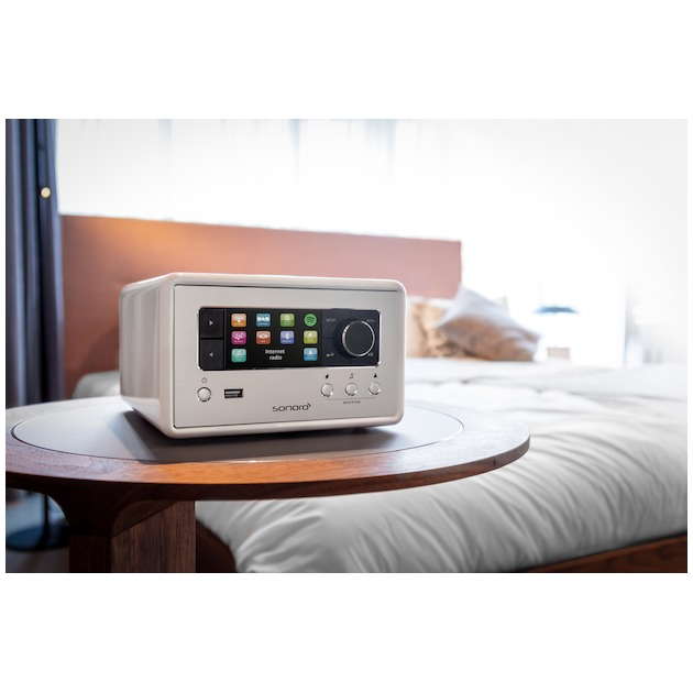 Sonoro RELAX 810  zilver