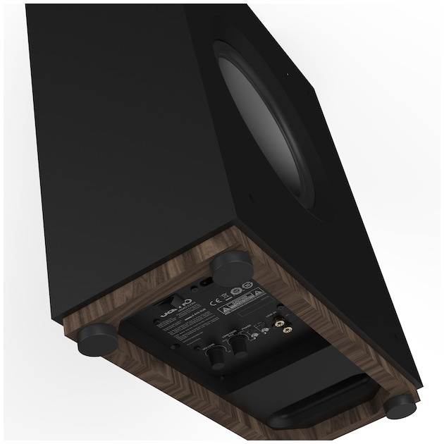 Jamo S 808 SUB zwart