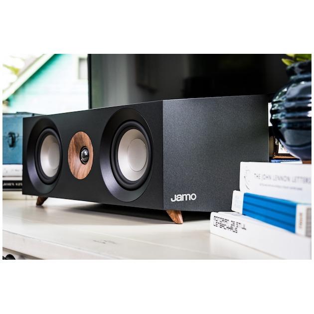 Jamo S 803 HCS SET zwart