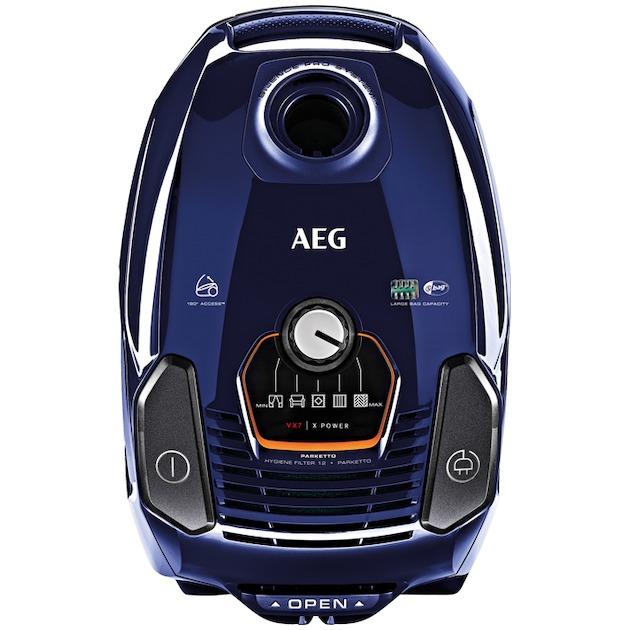 AEG VX7-2-DB blauw