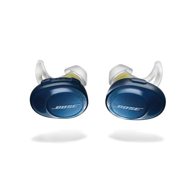 Bose SoundSport Free blauw/geel