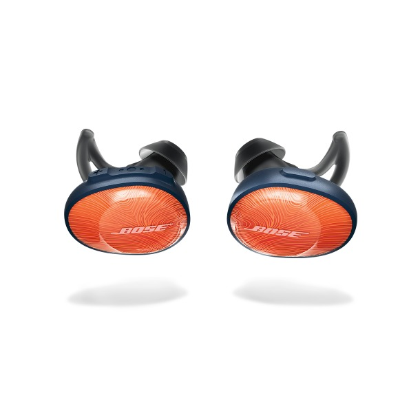 Bose SoundSport Free oranje/zwart