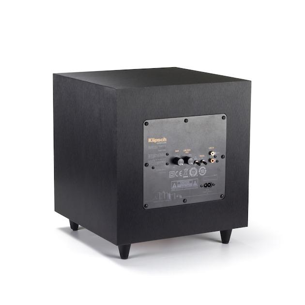 Klipsch R-8SW zwart