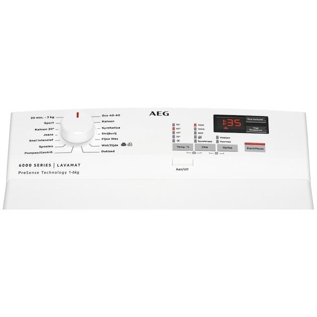 AEG L6TB62K wit