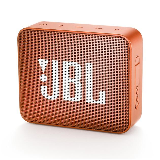 JBL GO 2 oranje
