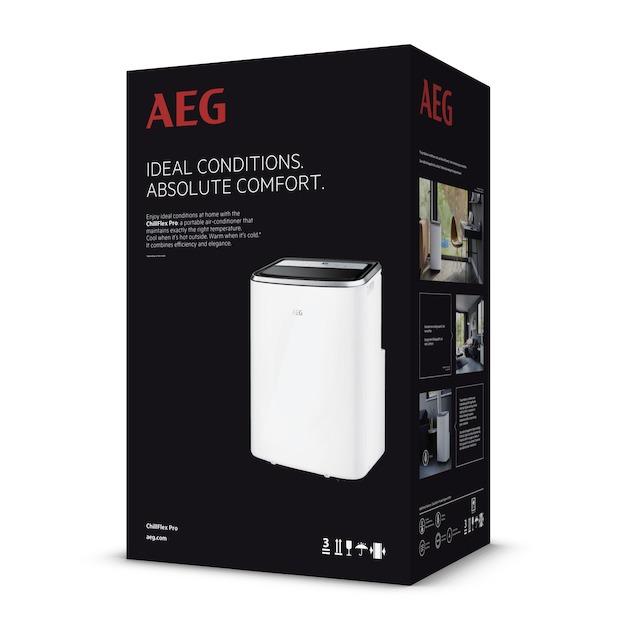 AEG AXP26U338CW wit