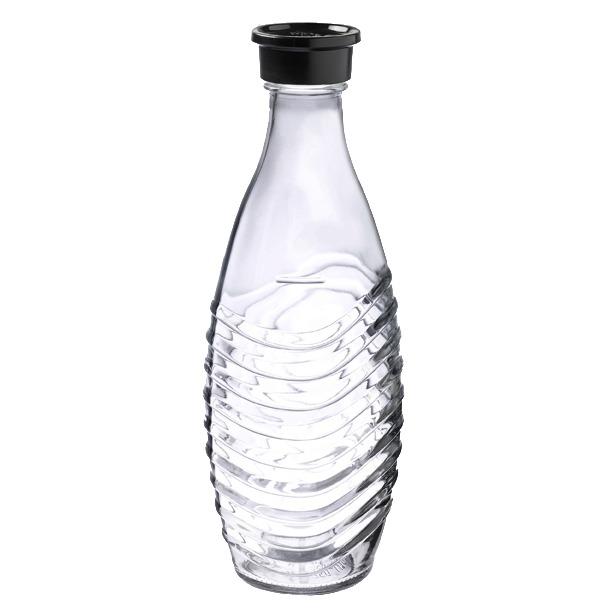 Sodastream Crystal White toestel incl. glazen karaf en 60L CO2 cilinder