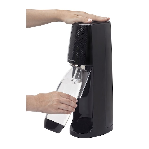 Sodastream Spirit toestel incl. 60L CO2 cilinder zwart