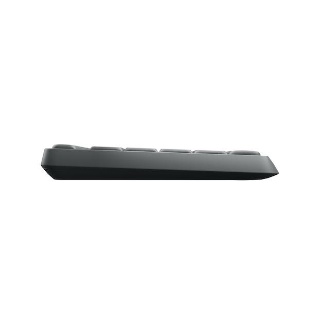 Logitech MK235 (Qwerty US) zwart
