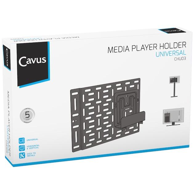 Cavus Universele houder voor Multimedia speler