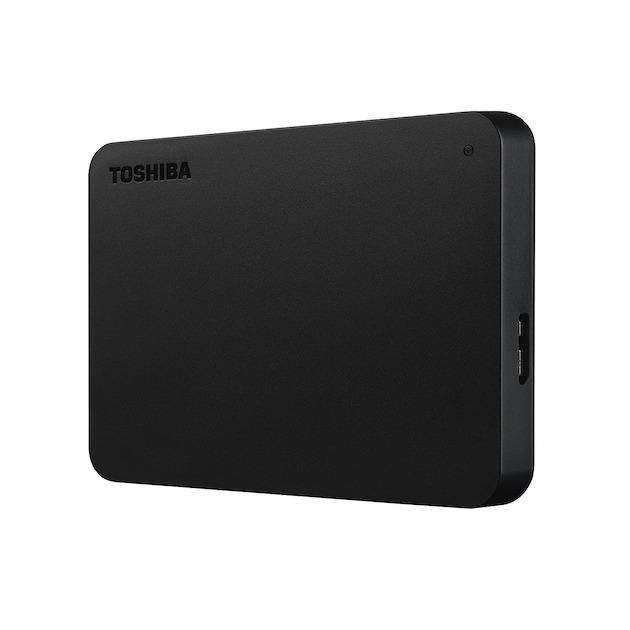 Toshiba Canvio Basics 2TB zwart