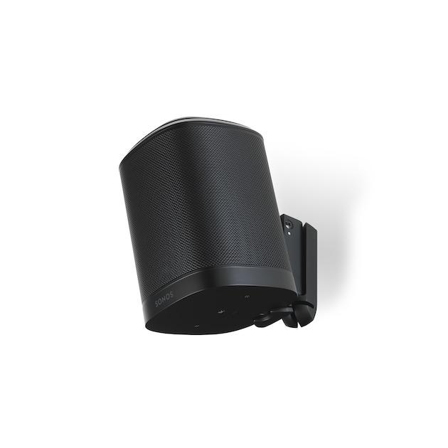 Flexson Sonos One wandsteun - Single zwart