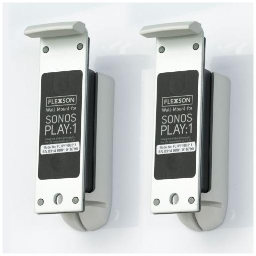 Flexson Sonos One wandsteun - Pair wit