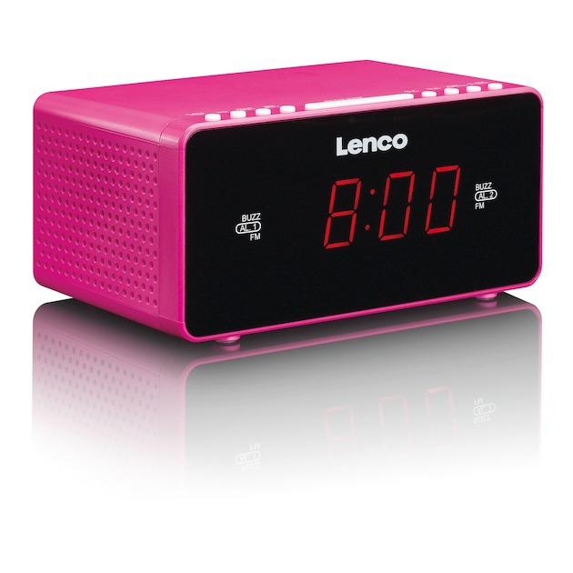 Lenco CR-510 roze