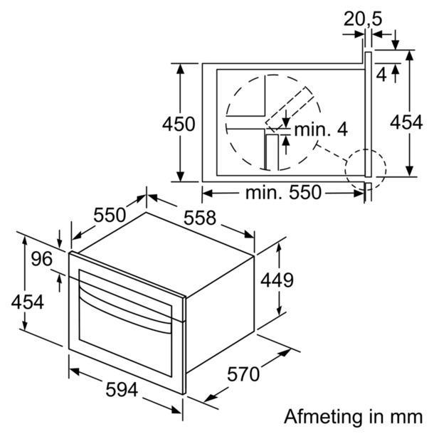 Bosch CMA585MB0