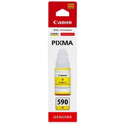 Canon GI-590 Y geel