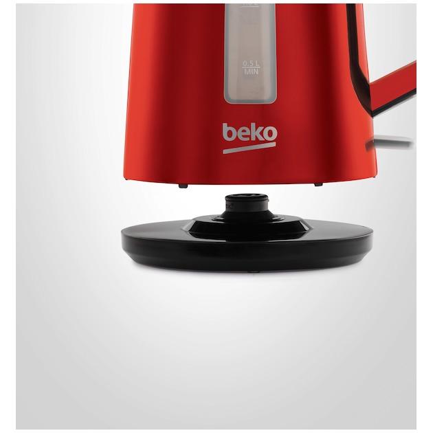 Beko WKM4226R rood