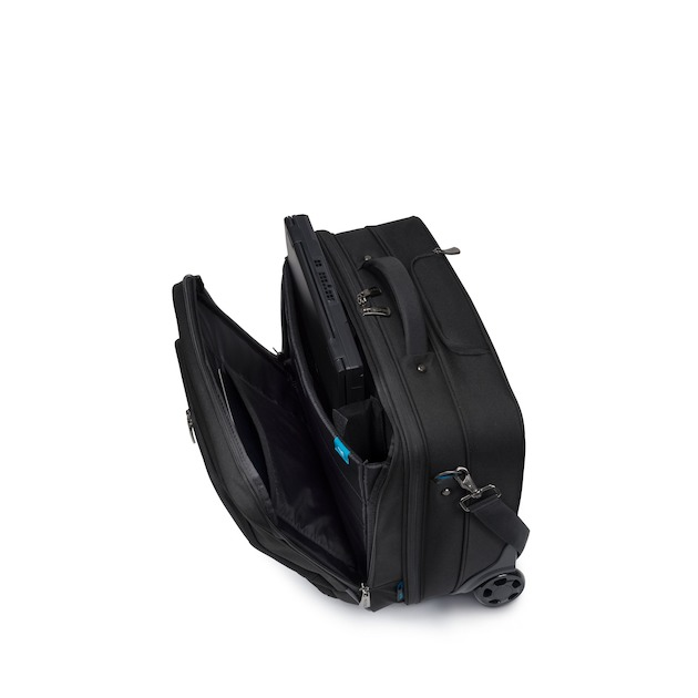 Dicota Multi Roller PRO 11-15.6 zwart