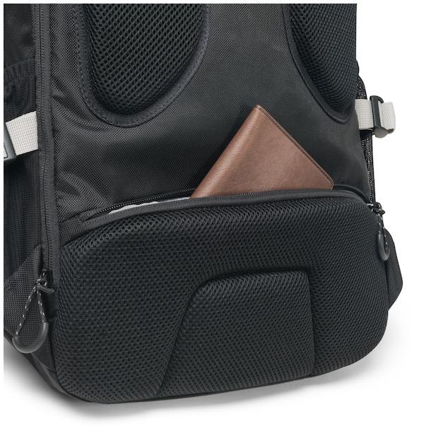 Dicota Backpack Active 14-15.6inch zwart  blauw
