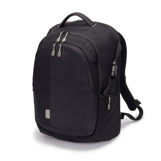 Dicota Backpack Eco 15,6inch detachable Notebook-Case Rain Protection System zwart