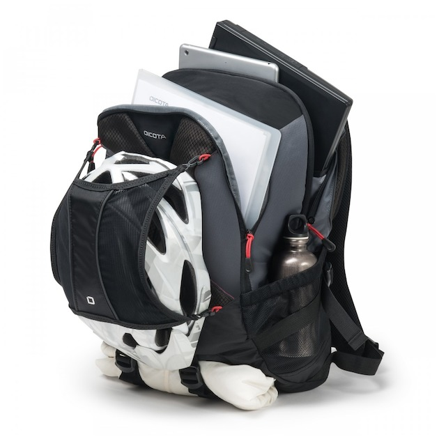 Dicota Backpack Ride 14-15.6inch zwart