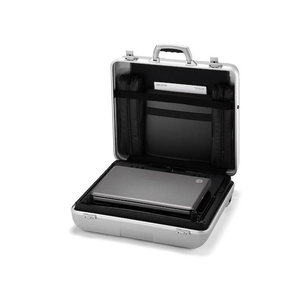 Dicota DataSmart Compact fuer 10 - 14 Zoll Notebooks und HP 100 OJ Drucker - zilver