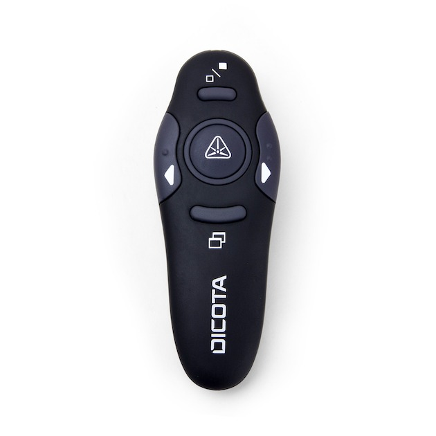 Dicota Pin Point Wireless Presenter. Plug and Play no Driver-Software requi