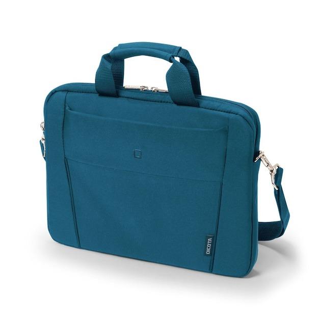 Dicota Slim Case BASE 15-15.6 blauw