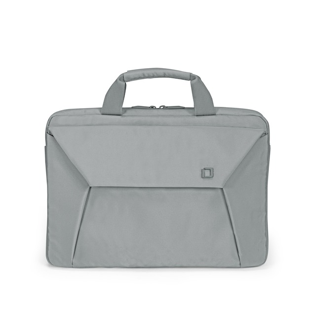 Dicota Slim Case EDGE 10-11.6 grijs