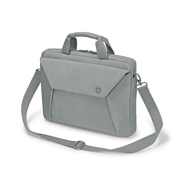 Dicota Slim Case EDGE 12-13.3 grijs