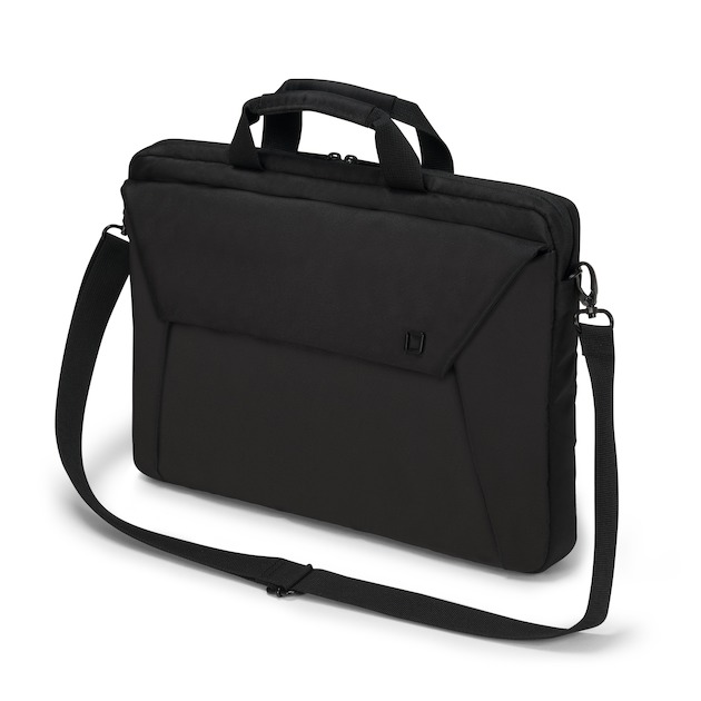 Dicota Slim Case EDGE 14-15.6 zwart