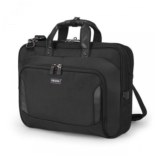Dicota Top Traveller Business 13-14.1 zwart