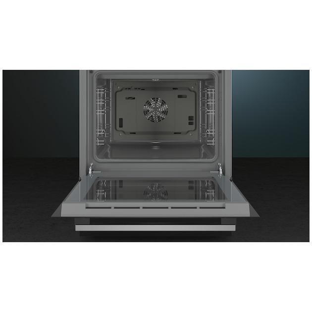 Siemens HL9S5A340 rvs/zwart