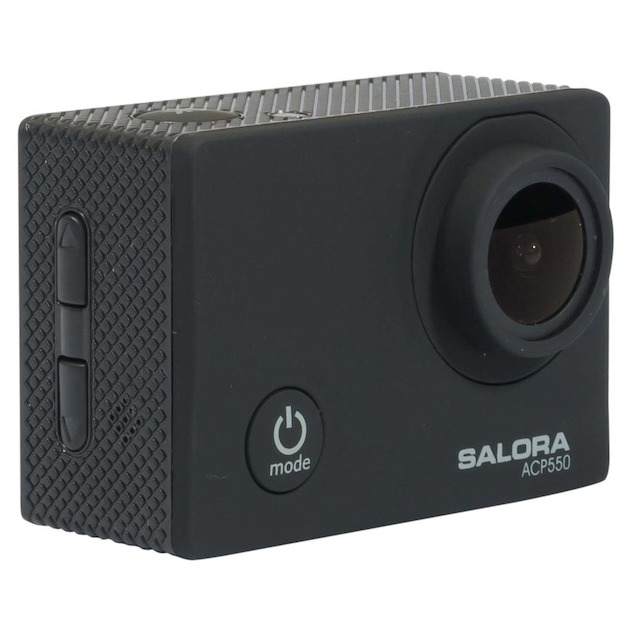 Salora ACP550 4k Ultra HD zwart